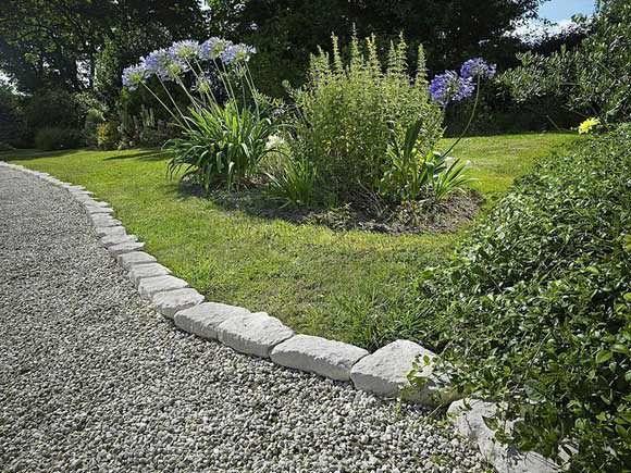 Vialetto in giardino - Faire un beau jardin pas cher ...