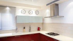 Aereazione, ventilazione e dimensionamento cucina