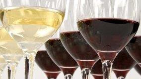 Calici per vino