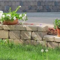 Propriet familiare muretti di contenimento prefabbricati - Muretti da giardino ...