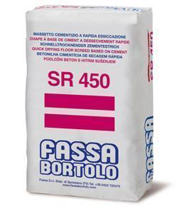 massetto Fassa Bortolo, SR 450