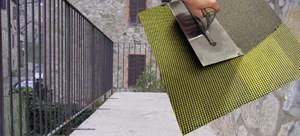 Weber Building Solutions, weber.dry flex