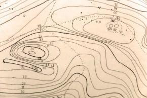 mappa planimetrica