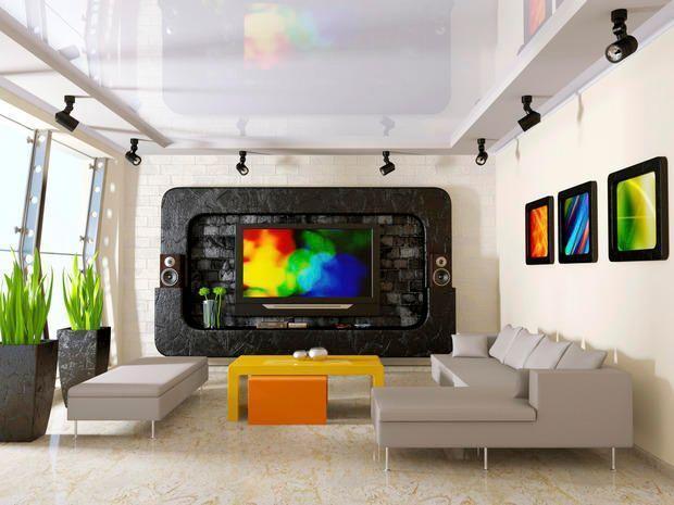 Mobili Scuri Colore Pareti : Arredare con i colori