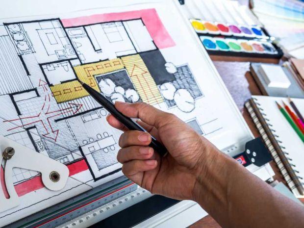 Scegliere i colori in fase di progettazione, arredare con i colori