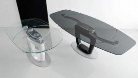 Tavoli, sedie e letti innovativi