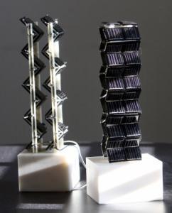 Fotovoltaico 3D: prototipo del MIT