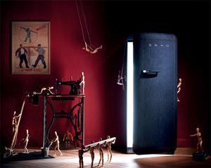 frigorifero Smeg in Jeans