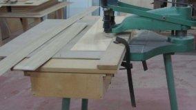 Materiali di legno utilizzati per mobili cucina