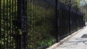 Recinzioni residenziali per giardini