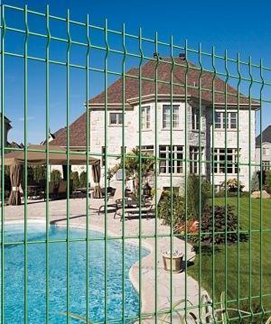 Cavatorta: recinzione modulare Panopro - un'installazione