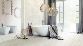 Gres porcellanato sottile per rimodernare gli ambienti di casa