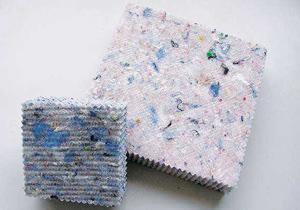 isolanti bioedilizia, fibre riciclate