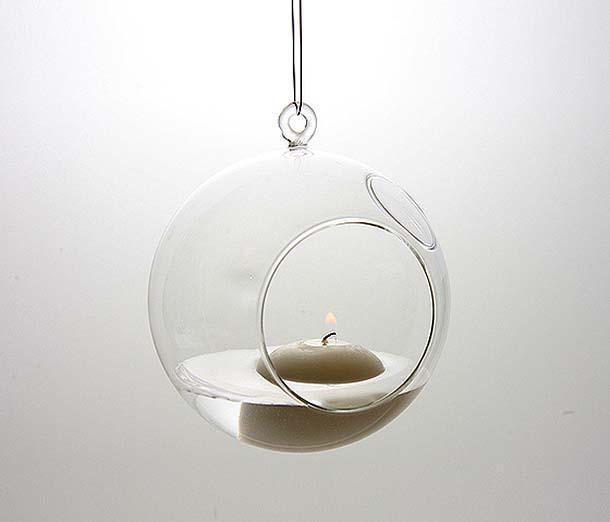 Portacandele Float Bubble di Molo