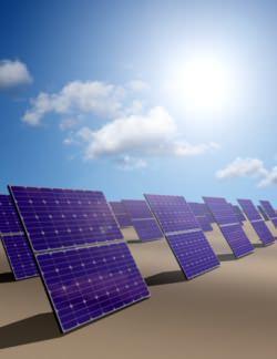 riflessione e diffusione luce contribuiscono all'effetto fotovoltaico