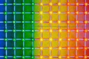 Stricia led multicolor