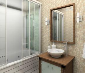 Luci per specchiarsi - Luci bagno specchio ...