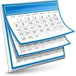 un vero calendario lunare per l'afgricoltura