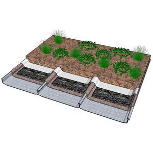 sistemi per verde pensile