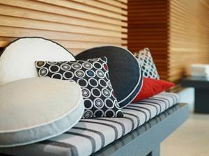 tessuti outdoor per cuscini e rivestimenti