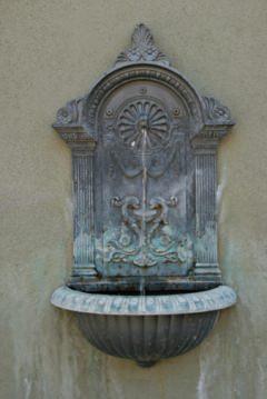 Fontane da giardino - Rubinetti per fontane da giardino ...
