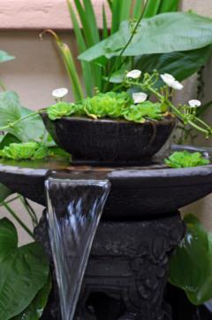 Fontane da giardino for Fontanelle zen