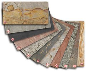 Avanzini Group, Stone Veneer