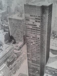 Seagram building, Zevi Storia dell'architettura