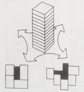 torre, Neufert Progettare e costruire