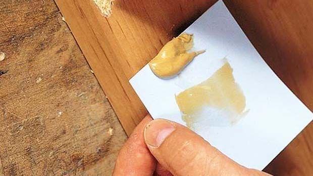 Stucco fai da te per restaurare mobili - Mobiletti fai da te ...