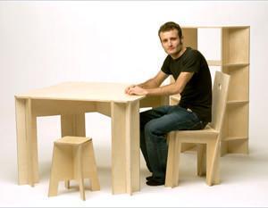 Tommaso Colia, Dry Furniture