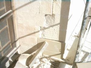 rivestimento con nuovo elemento in pietra