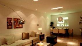 Sistemi di illuminazione per interni
