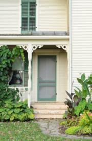 Zanzariera su porta finestra