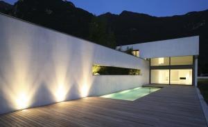 Illuminare giardino e ingresso