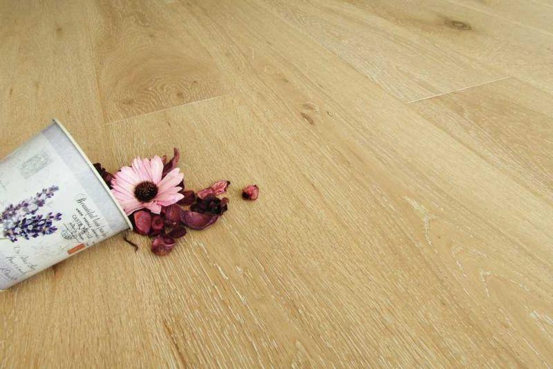 Parquet flottante o incollato Rovere Naturalizzato Armony Floor