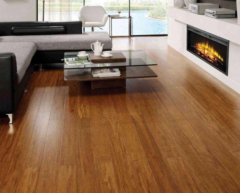 Parquet flottante o incollato bamboo maxiplancia Armony Floor