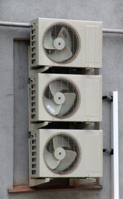 macchine esterne climatizzatori