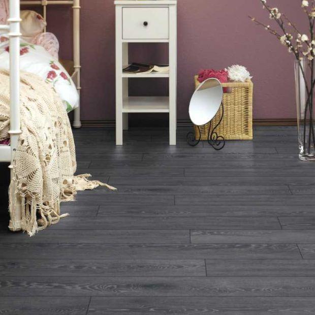 Pavimento laminato Rovere grigio Vintage