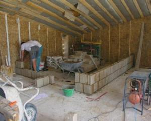 Costruire con la paglia - Costruire casa paglia ...