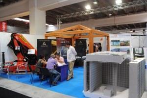 Salone della Ricostruzione L'Aquila: stand 2011