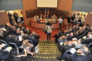 Salone della Ricostruzione L'Aquila: convegno 2011