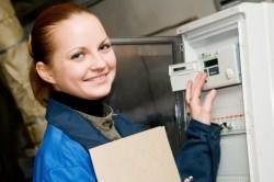 regolazione temperatura in quadretto elettrico