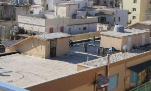lavori di impermeabilizzazione di un lastrico solare condominiale