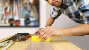 Tecniche per sverniciare il legno