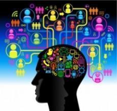 Ingegno e lato creativo della mente di un uomo