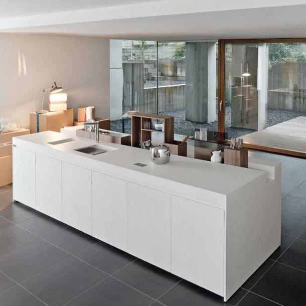 ecologia e design nelle cucine moderne, Disegni interni