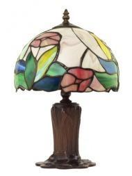 Lampada in vetro Tiffany