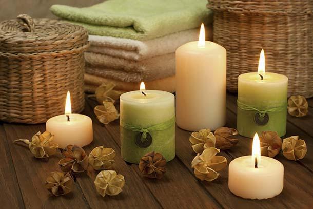 Come realizzare candele fai da te