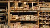 Rivestimento in perline di legno